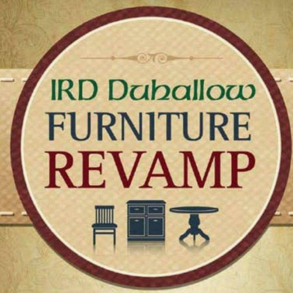 IRD Duhallow Furniture Revamp logo