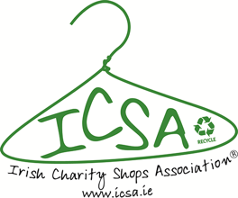 Irish Charity Shops Association logo
