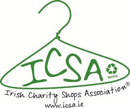Irish Charity Shops Association logo