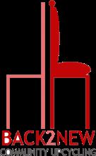 Back2New Upcycling logo