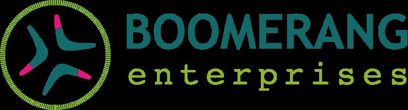 Boomerang Enterprises logo