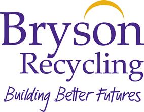 Bryson Recycling logo