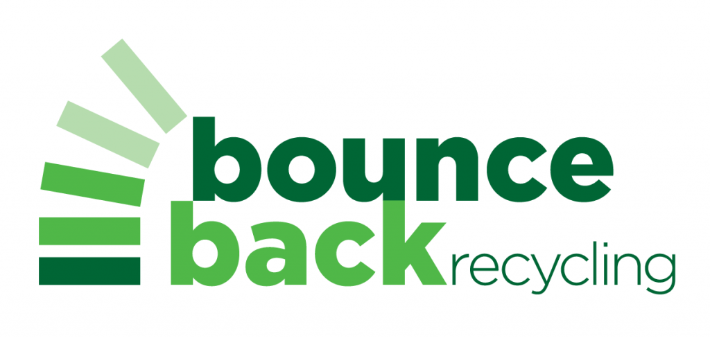 Bounce Back Recycling logo