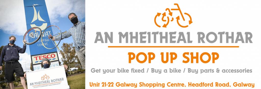 An Mheitheal Rothar logo