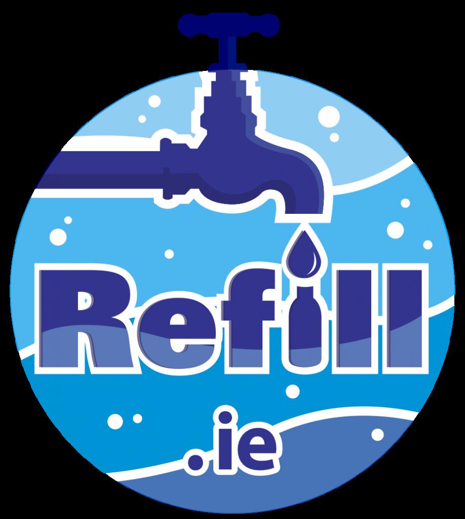 Refill Ireland logo