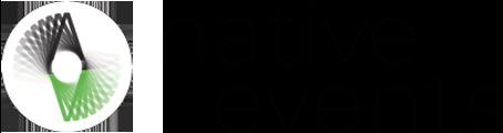 Native Events logo