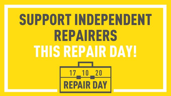 Int repair day