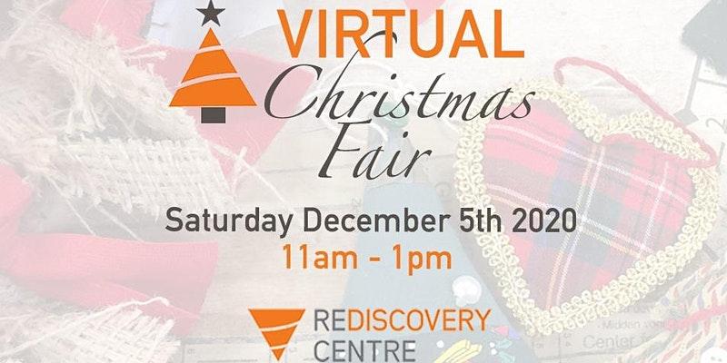 Rediscovery_Virtual Xmas Fair