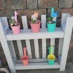 Renew Enterprises garden planter stand