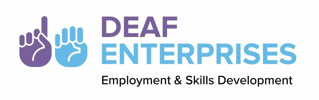 Deaf Enterprises logo