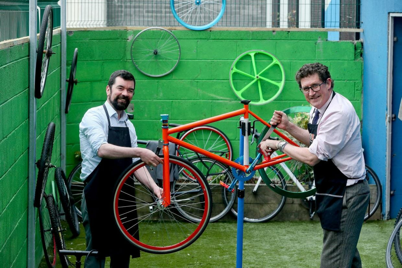 Pilot Bike and E-Bike Upcycling Initiative 2