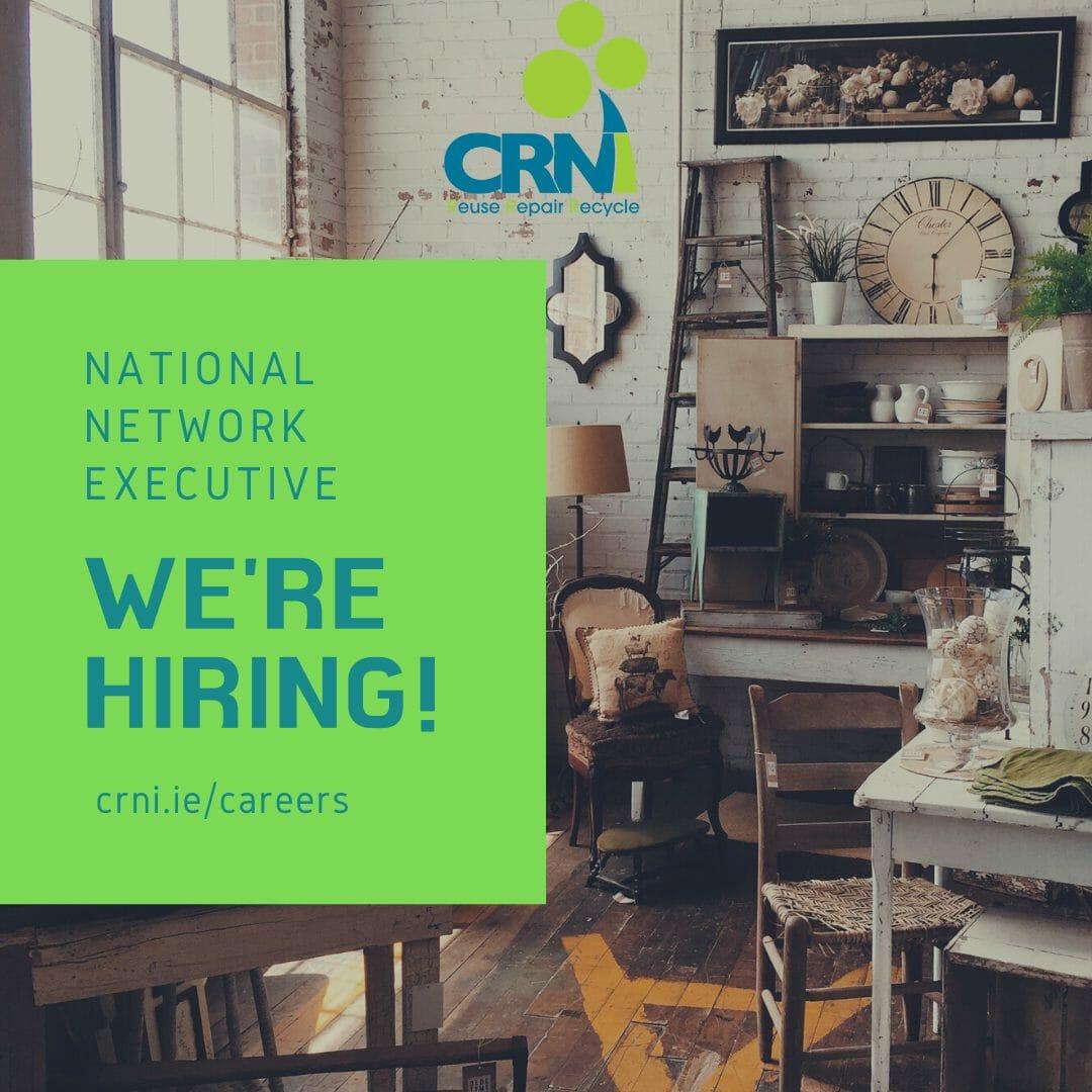 CRNI National Network Executive role