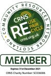 CRNS member badge logo 2021
